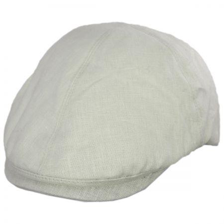 Linen Duckbill Ivy Cap