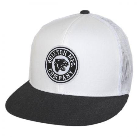 Forte MidPro Mesh Trucker Snapback Baseball Cap alternate view 4