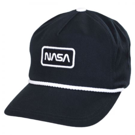 American Needle NASA Snapback Baseball Cap
