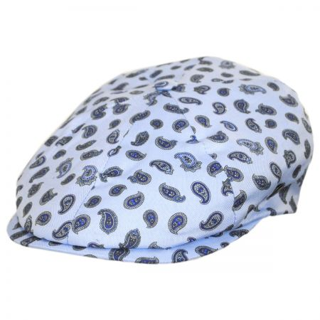 Paisley Six-Piece Cotton Ivy Cap alternate view 5