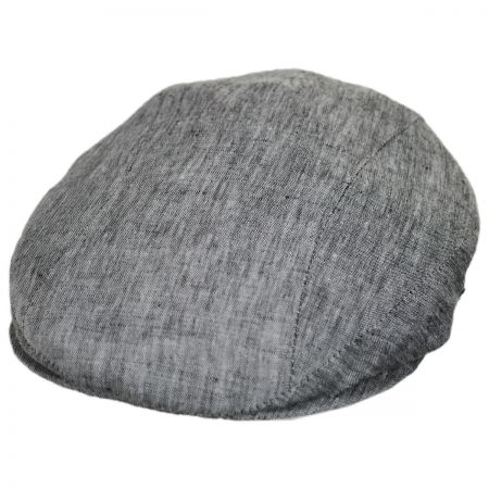 Chambray Linen Ivy Cap alternate view 1