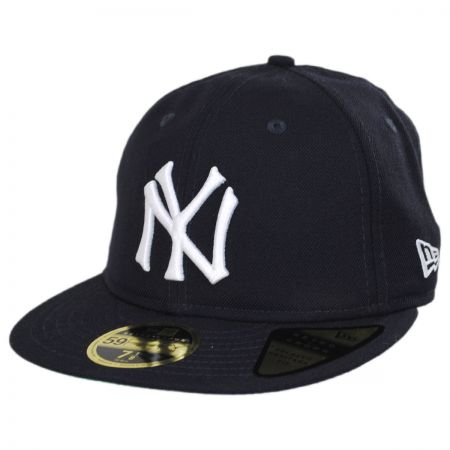 New York Yankees MLB Retro Fit 59Fifty Fitted Baseball Cap alternate view 1