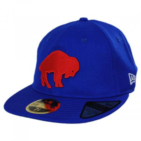 New Era Buffalo Bills NFL Retro Fit 59Fifty Fitted Baseball Cap