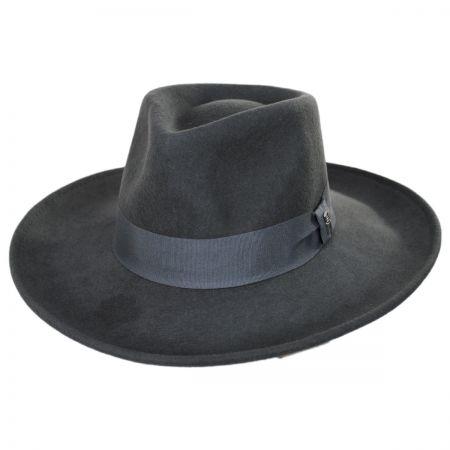 Brooklyn Hat Co Lee Wool Felt Outback Hat