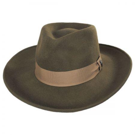 Lee Wool Felt Outback Hat alternate view 1