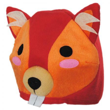 Elope Red Squirrel QuirkyKawaii Hat
