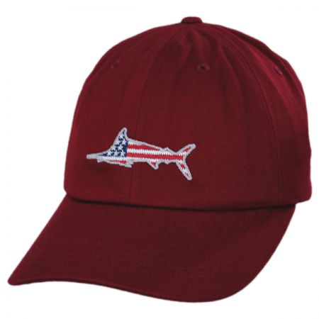 PFG Bonehead II Marlin Classic Baseball Cap alternate view 5
