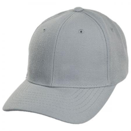 Village Hat Shop Wool Blend Snapback Baseball Cap