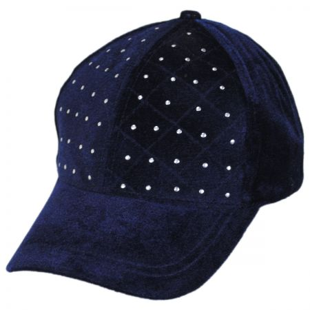 Velvet Studs Baseball Cap alternate view 5