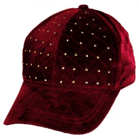 Velvet Studs Baseball Cap alternate view 9