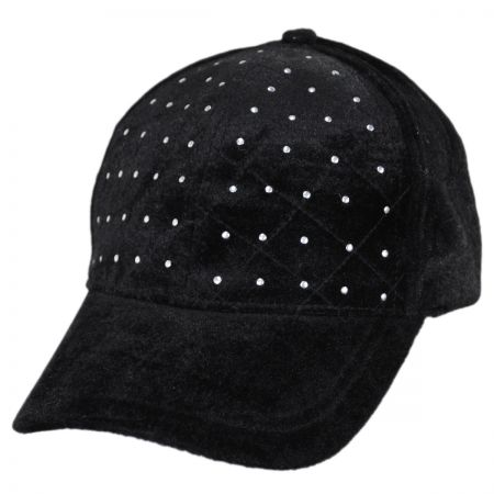 Velvet Studs Baseball Cap alternate view 1