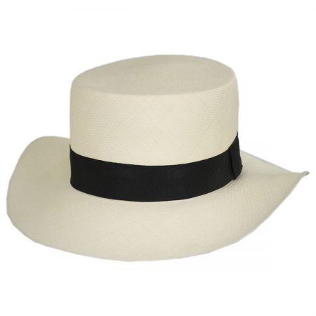 Jaxon Hats Montecristi Fino Grade 22 Panama Straw Hat