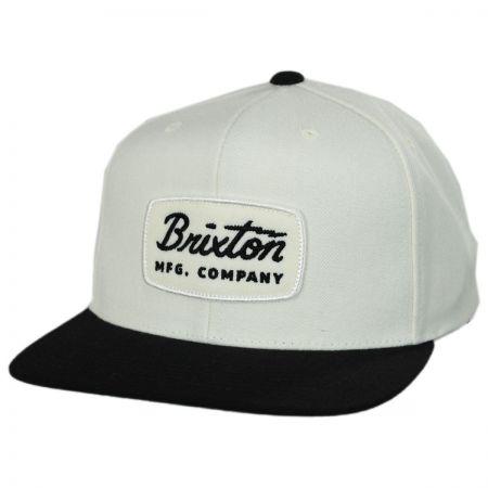 Brixton Hats Jolt High Profile Snapback Baseball Cap