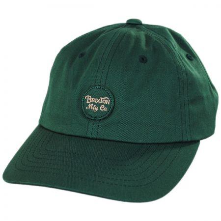 Wheeler LoPro Strapback Baseball Cap Dad Hat alternate view 14