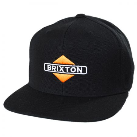 Brink Mid Profile Snapback Baseball Cap alternate view 1