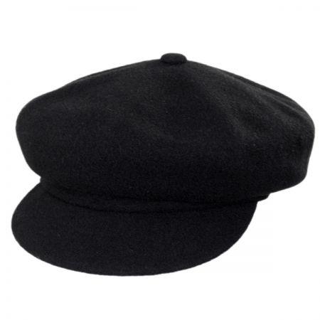 Spitfire Wool Newsboy Cap