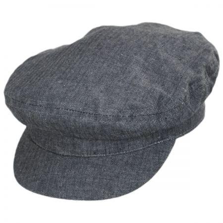 Brixton Hats Li'l Cotton Blend Fiddler Cap - Childs