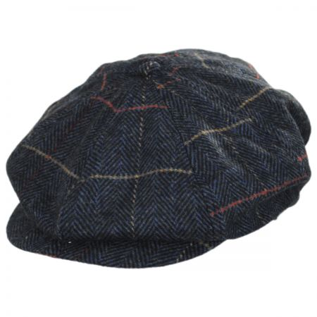 Li'l Brood Wool Blend Newsboy Cap - Childs alternate view 2