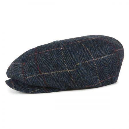 16f96c8ceade6 Plaid Newsboy Cap at Village Hat Shop