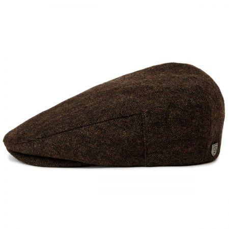 Hooligan Tweed Wool Blend Ivy Cap alternate view 4