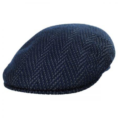 Herringbone Wool Blend Ivy Cap alternate view 7