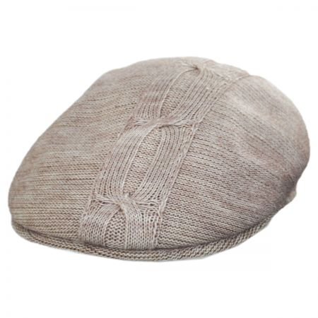 Cable Wool Blend Ivy Cap alternate view 5