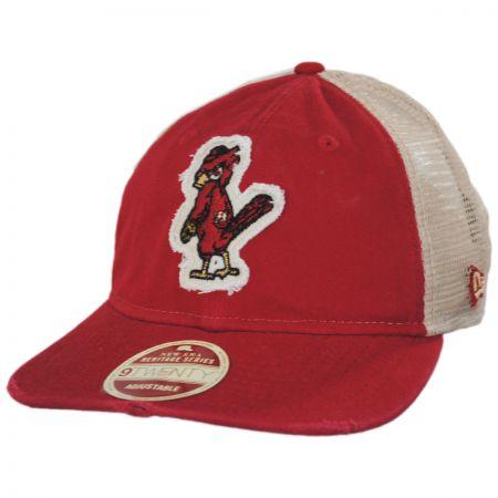 New Era St. Louis Cardinals 1950 Strapback Trucker Baseball Cap