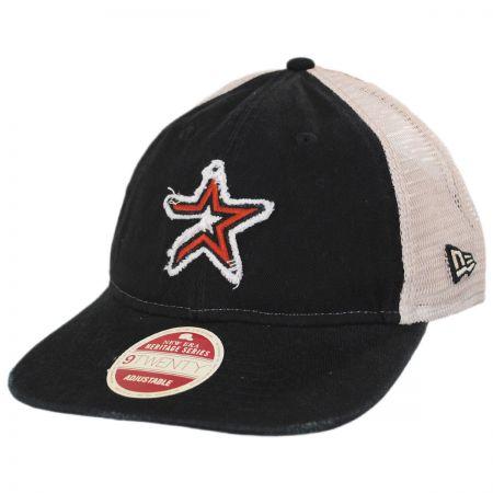 Houston Astros 2000 Strapback Trucker Baseball Cap
