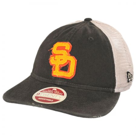 New Era San Diego Padres 1980-1984 Strapback Trucker Baseball Cap