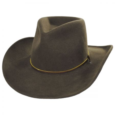 Bailey Thicket Litefelt Wool Outback Hat
