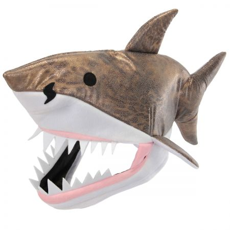 Elope Great White Shark Jawesome Hat