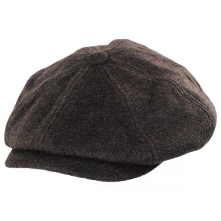 Bailey Springfield Wool Blend Newsboy Cap