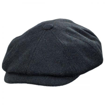 Springfield Wool Blend Newsboy Cap