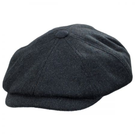 Springfield Wool Blend Newsboy Cap alternate view 9