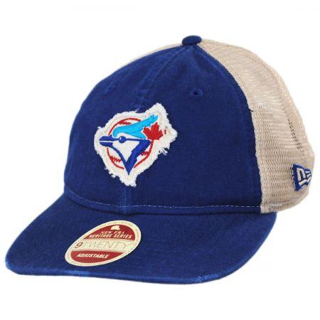 New Era Toronto Blue Jays 1989-1992 Strapback Trucker Baseball Cap