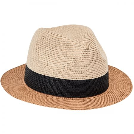 Packable Fedora at Village Hat Shop cea19257f8f
