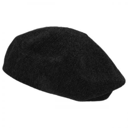 Chenille Beret alternate view 1