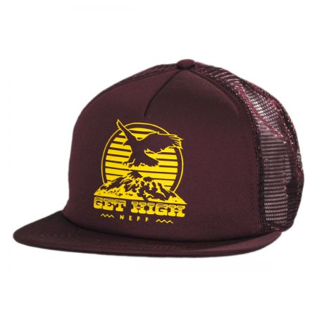 Orphan Trucker Snapback Baseball Cap alternate view 8
