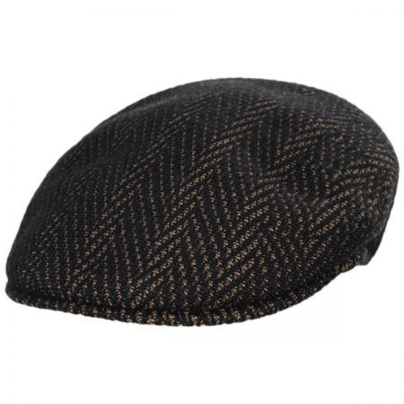Herringbone Wool Blend Ivy Cap alternate view 1