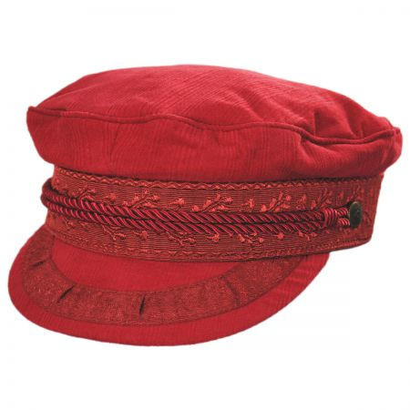 Albany Corduroy Fisherman's Cap alternate view 13