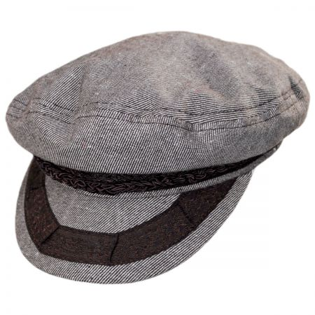 Brixton Hats Athens Cotton Fisherman's Cap