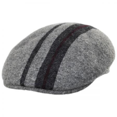 Kangol Identity Stripe 504 Wool Blend Ivy Cap