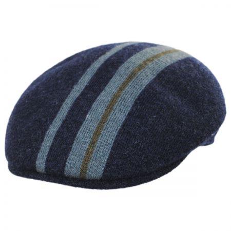 eecd013b25b Kangol Identity Stripe 504 Wool Blend Ivy Cap