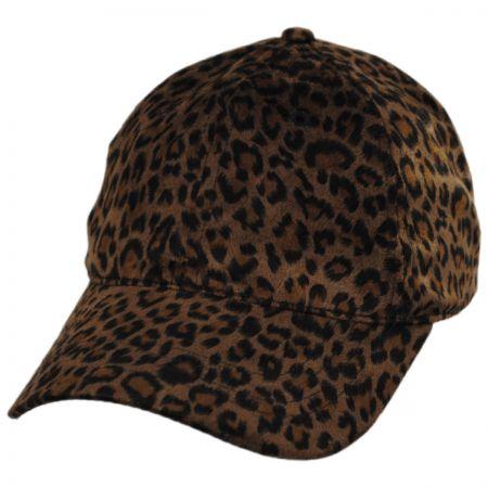 Leopard Baseball Cap alternate view 1