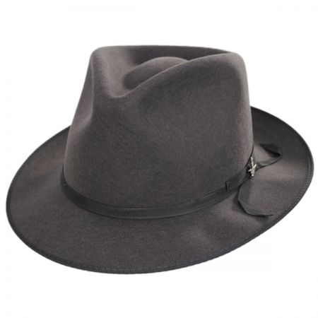 Stetson Stratoliner Youth Wool Fedora Hat