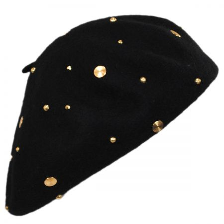 Arabella Wool Beret