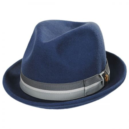 Big Boy Wool Felt Fedora Hat alternate view 5