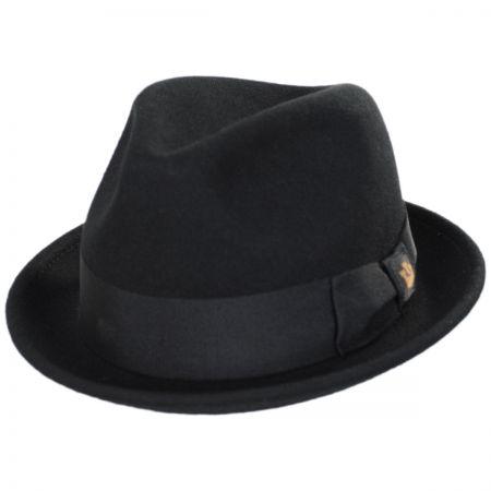 Big Boy Wool Felt Fedora Hat alternate view 1