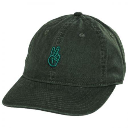 Green Ball Cap at Village Hat Shop 8272ca7fdf