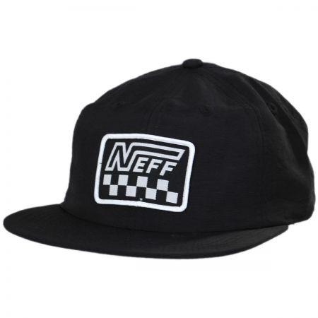 Neff Racer Strapback Baseball Cap